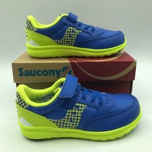 NWT Saucony Baby Jazz Lite Sneakers